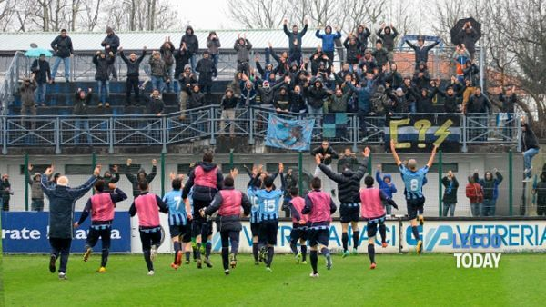 Calcio, Lecco-Castiglione