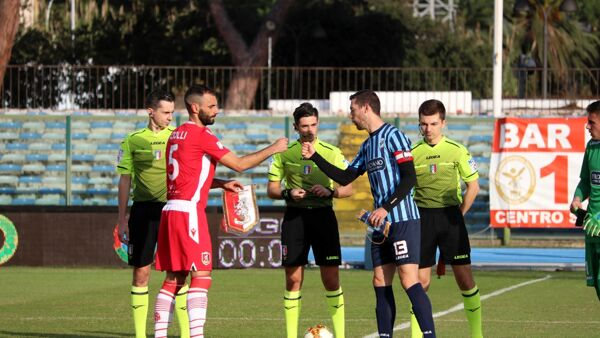 Calcio Lecco corsara: a Grosseto decide Malgrati all'ultimo respiro