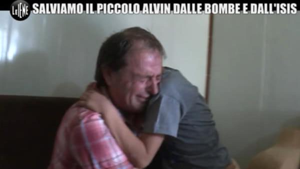 Barzago: Alvin Berisha torna a casa, salvato da polizia e carabinieri