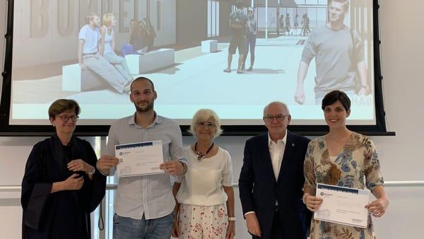 Menzione premio katia corti politecnico 2019-2