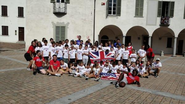 English Camp Valmadrera 2019