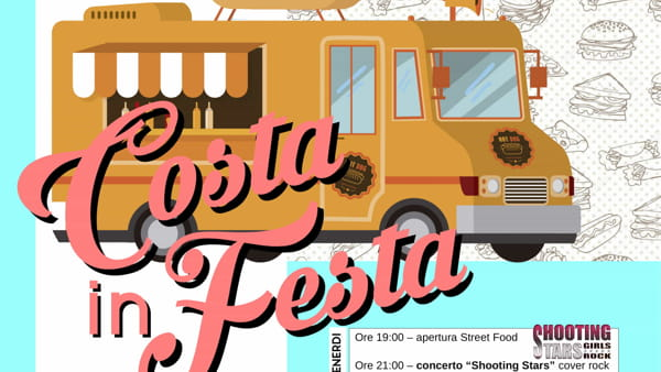 costa street food 2019 locandina-2
