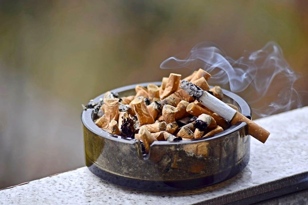 puzza fumo casa