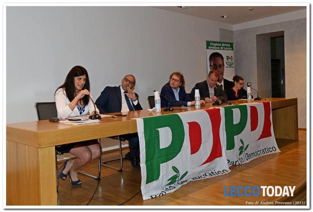 """Lecco, Luca Lotti (Pd): """"La città riavrà il il suo ..."""