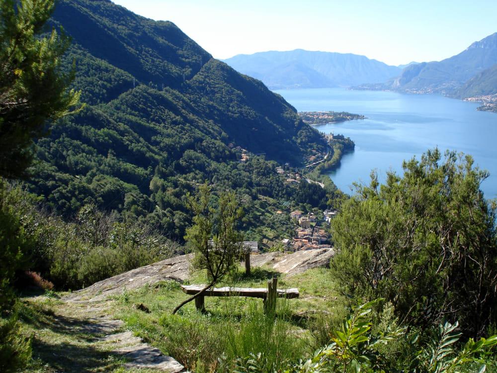 Il Sentiero del Viandante (foto montagnelagodicomo.it)