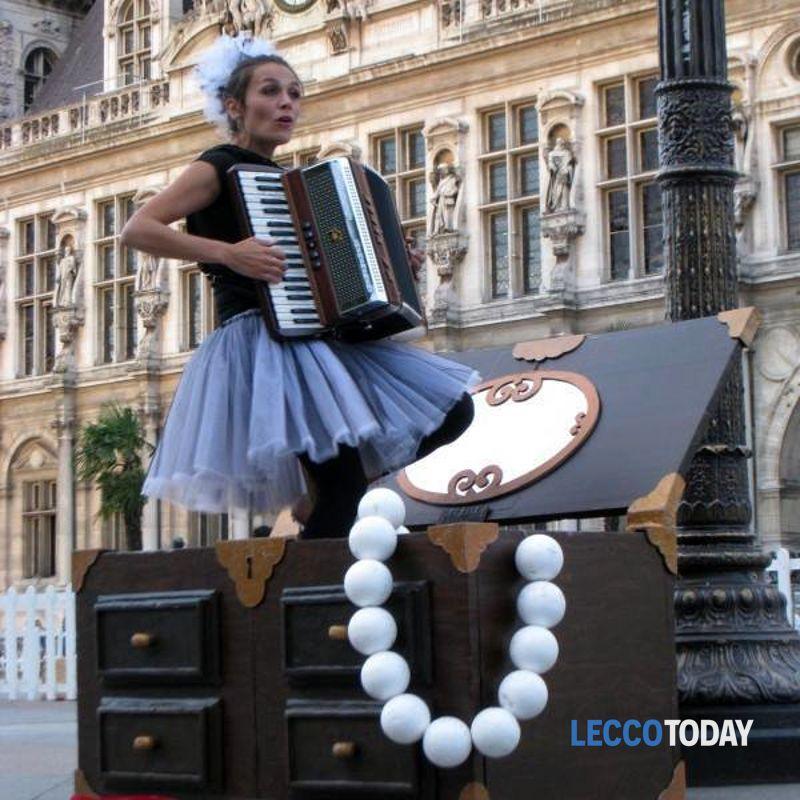 Norina Liccardo porterà a Olginate il suo Carillon vivente (foto da Fb)