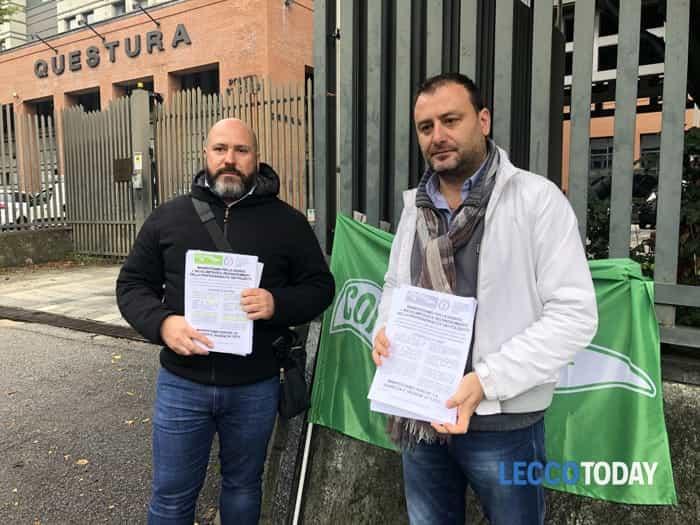 protesta coisp polizia 29 ottobre 2019 francesco bruno daniele ottaviani-2